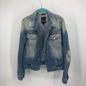 Adidas Y-3 Yohji Yamamoto  jean jacket L